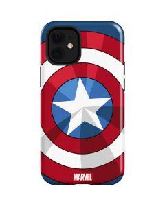 Captain America Emblem iPhone 12 Mini Case