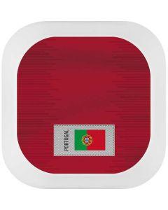 Portugal Soccer Flag Link Puck Skin
