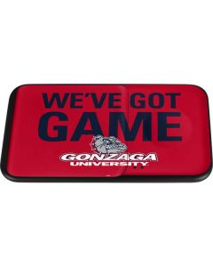 Gonzaga University Weve Got Game Wireless Charger Duo Skin
