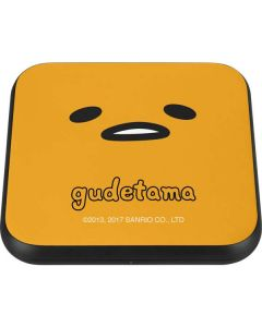 Gudetama Up Close Wireless Charger Single Skin