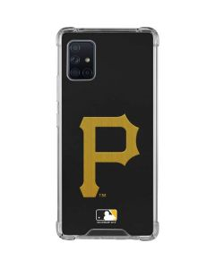 Pirates Embroidery Galaxy A51 5G Clear Case