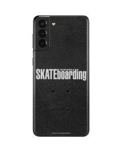 TransWorld SKATEboarding Galaxy S21 Plus 5G Skin