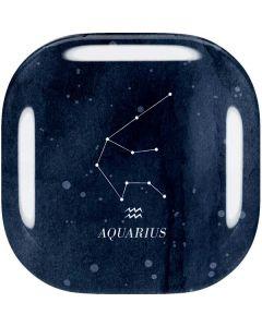 Aquarius Constellation Galaxy Buds Live Skin