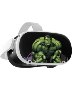 Hulk is Angry Oculus Quest 2 Skin