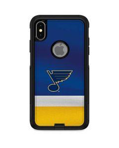 St. Louis Blues Jersey Otterbox Commuter iPhone Skin