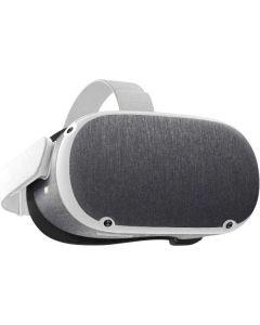 Brushed Steel Texture Oculus Quest 2 Skin