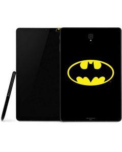 Batman Official Logo Samsung Galaxy Tab Skin