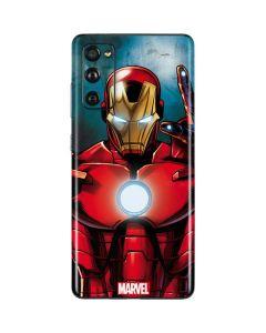 Ironman Galaxy S20 Fan Edition Skin
