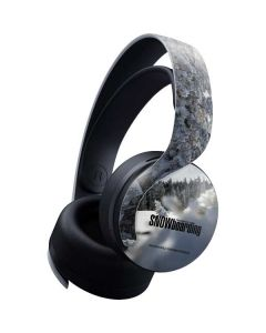 TransWorld SNOWboarding Peaking PULSE 3D Wireless Headset for PS5 Skin