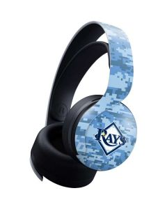 Tampa Bay Rays Digi Camo PULSE 3D Wireless Headset for PS5 Skin