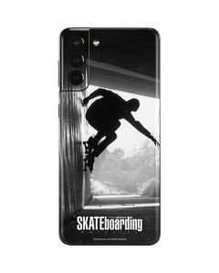 TransWorld SKATEboarding Wall Ride Galaxy S21 Plus 5G Skin