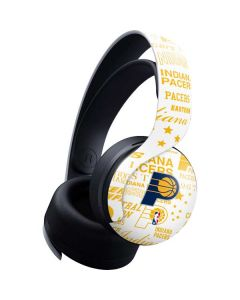Indiana Pacers Historic Blast PULSE 3D Wireless Headset for PS5 Skin