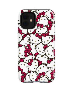Hello Kitty Multiple Bows Pink iPhone 12 Mini Case