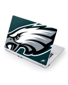Philadelphia Eagles Large Logo Acer Chromebook Skin