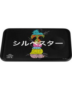 Sylvester the Cat Sliced Juxtapose Wireless Charger Duo Skin