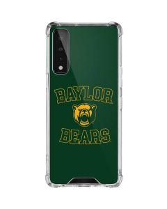 Baylor University Bears Mascot LG Stylo 7 5G Clear Case