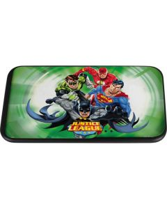 Justice League Team Power Up Green Wireless Charger Duo Skin