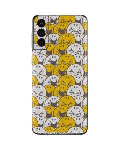 Mr Happy Collage Galaxy S21 Plus 5G Skin