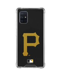 Pirates Embroidery Galaxy A71 5G Clear Case