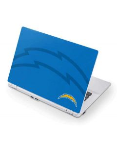 Los Angeles Chargers Double Vision Acer Chromebook Skin