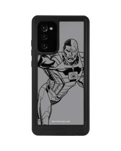 Cyborg Comic Pop Galaxy Note20 5G Waterproof Case