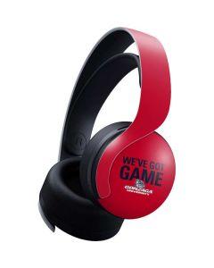 Gonzaga University Weve Got Game PULSE 3D Wireless Headset for PS5 Skin