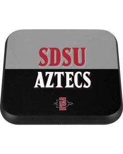 SDSU Aztecs Wireless Charger Single Skin