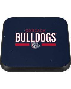 Gonzaga Bulldogs Stripe Wireless Charger Single Skin