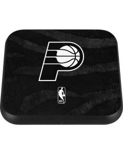 Indiana Pacers Black Animal Print Wireless Charger Single Skin