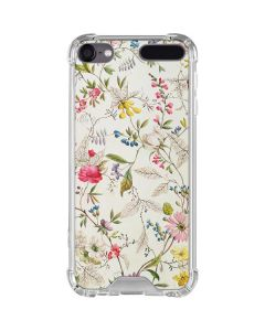 Wildflowers by William Kilburn iPod Touch (5th-6th-7th Gen) Clear Case