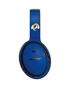 Los Angeles Rams Double Vision Bose QuietComfort 35 Headphones Skin