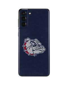 Gonzaga Bulldogs Mascot Galaxy S21 Plus 5G Skin