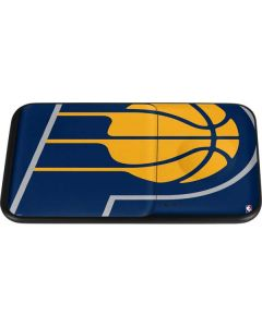 Indiana Pacers Large Logo Wireless Charger Duo Skin