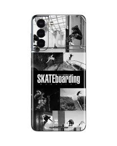 TransWorld SKATEboarding Magazine Galaxy S21 5G Skin