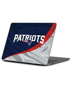 New England Patriots Apple MacBook Pro 13-inch Skin