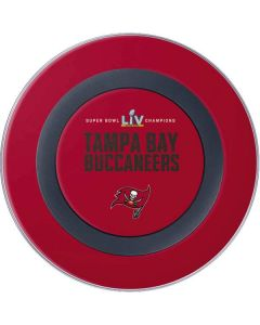 Super Bowl LV Champions Tampa Bay Buccaneers Wireless Charger Skin