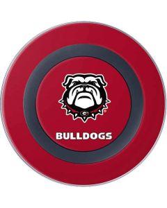 Bulldogs Logo Wireless Charger Skin
