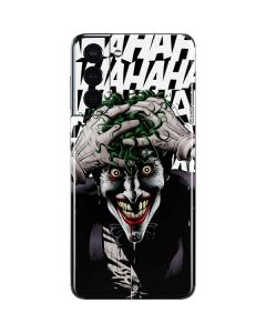 The Joker Insanity Galaxy S21 5G Skin