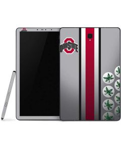 Ohio State University Buckeyes Samsung Galaxy Tab Skin