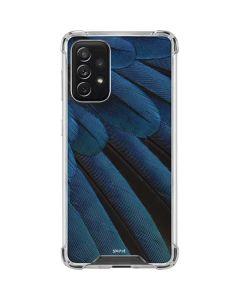 Macaw Galaxy A72 5G Clear Case