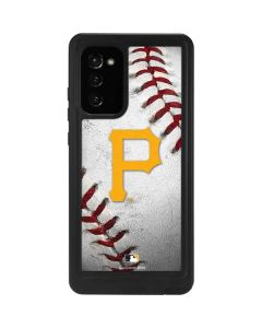 Pittsburgh Pirates Game Ball Galaxy Note20 5G Waterproof Case