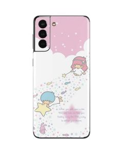 Little Twin Stars Wish Upon A Star Galaxy S21 Plus 5G Skin