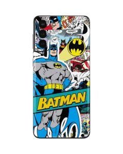 Batman Comic Book Galaxy S21 Plus 5G Skin
