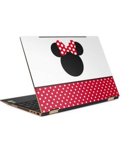 Minnie Mouse Symbol HP Spectre Skin