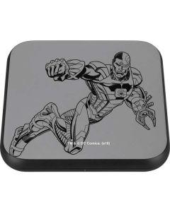 Cyborg Comic Pop Wireless Charger Single Skin