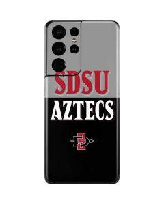 SDSU Aztecs Galaxy S21 Ultra 5G Skin