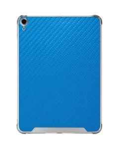 Blue Carbon Fiber iPad Air 10.9in (2020) Clear Case