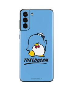 Tuxedosam Waves Hello Galaxy S21 Plus 5G Skin