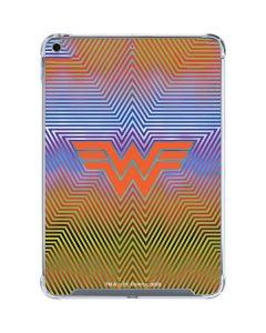 Wonder Woman Rainbow Chevron iPad 10.2in (2019-20) Clear Case