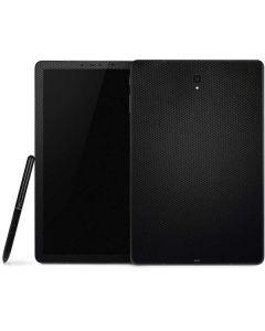 Black Hex Samsung Galaxy Tab Skin